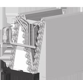 EMA4X Evaporator Coil