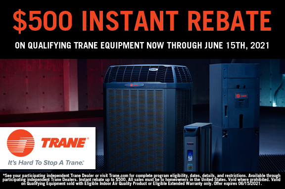 Trane Current Offer