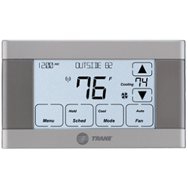XL624 Home Automation Thermostat Control